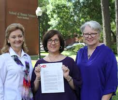 SFA's Interior Design Program Receives Reaccreditation News From Cool Council Of Interior Design Accreditation
