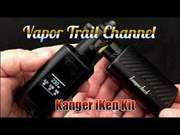 <b>Kanger iKen 230w</b> Kit w/ 5100mah Internal Battery + Drip Sauce ...
