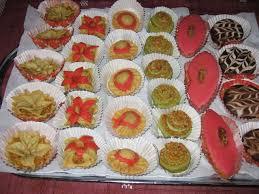 الصور أجمل الحلويات بطرق تقديم