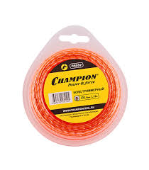 <b>Леска для триммера Champion</b> Square Twist DUO (C5057) витой ...