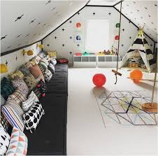 10 Cheerful Kids Rooms. Playroom LayoutAttic ...