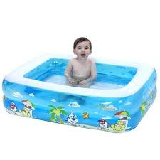 children bathtub inflatable baby swimming pool portable children bath tub kids mini playground outdoor interesting home