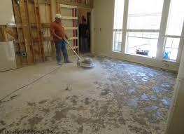best way to remove ceramic tile adhesive bathroom