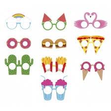 Купить <b>Бумажные очки для вечеринок</b> Crazy Glasses в интернет ...