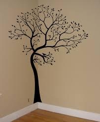 6 ft big tree wall decal deco art