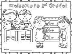 First Grade Coloring Pages My Localdea