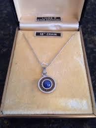 vintage la mode linde star sapphire