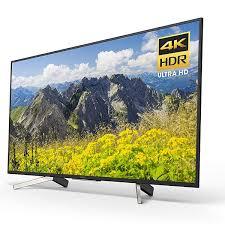 SONY 55\u2033 4K Ultra HD Smart TV (KD55X750F) 55\