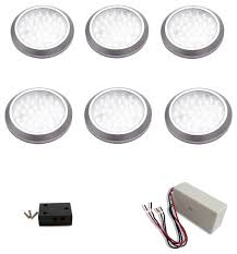 hard wire cabinet lighting. 6 piece puck light kit with hard wired transformer modernundercabinet lighting wire cabinet