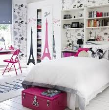 Appealing White And Pink Bedroom Ideas with Pink And White Room ...