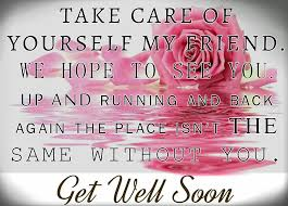 Image result for get well soon images for friend