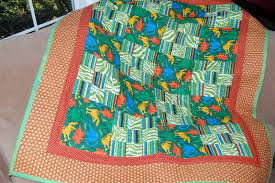 Patience Corner: Nine patch quilt pattern & I finished this dinosaur quilt first. I love color and pattern, and this  one boasts plenty of both. The nine patch is made up of a colorful stripe  and green ... Adamdwight.com