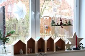 Wichtelschaukel Fensterdeko Weihnachten Lavendelblog