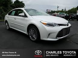 2018 toyota avalon limited. modren 2018 2018 toyota avalon limited in norwich ct  charles intended toyota avalon limited