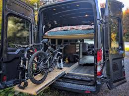 Converted Vans Top 25 Best Sprinter Van Conversion Ideas On Pinterest