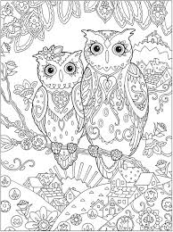 print adult coloring pages.  Print Amazing Of Great Adult Coloring Pages Owls Has Free Print 3401 On T
