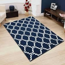 moroccan blue rug more views blue moroccan trellis area rug