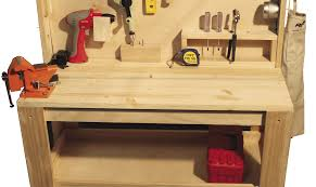 toy wooden workbench wooden designs