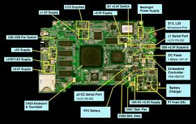 Laptop Charger Circuit Design Testing The Charging Circuit On A Laptop Motherboard Part 1