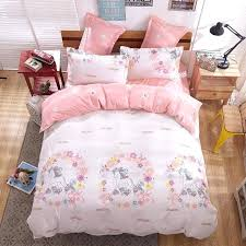 twin princess bedding set princess bedding sets kids duvet cover sets geometric bedding set for child girl twin queen pillowcase disney princess twin