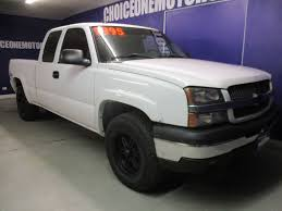 2004 Used Chevrolet Silverado 1500 Extra Cab 4x4 Z71 Short Bed ...