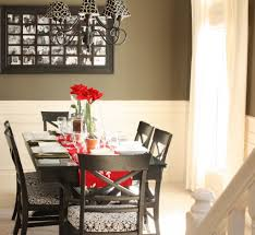 Simple Dining Table Decorating Modern Dining Table Setting Ideas Wildwoodstacom