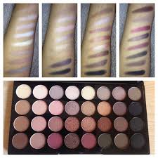 magpie jasmine review makeup revolution ultra 32 shade eyeshadow palette in flawless