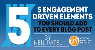 Engagement Elements Blog Post Cover