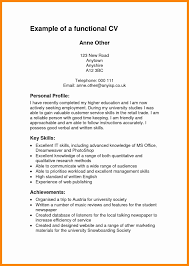 Personal Profile Examples For Resumes Profile Sample Resume Student Personal Profile Sample Asafonec 9