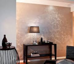 metallic paint walls interior