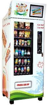 Vending Machine Franchise Canada Cool Canadian Healthy Vending Franchises Start A Canadian Healthy