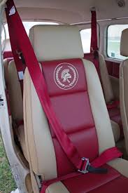 details about cessna 172 or 182 plete leather interior