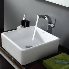 vessel sink installation we bought two of these sinks to replace bowl and i love the