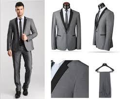 <b>2015 New Arrival</b> Groom Tuxedos Black Lapel <b>Best</b> Man Suit Light ...