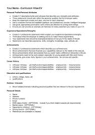 Interests On Resume Magnificent Business School Resume Interests On Template And Hobbies Uwaterlooco