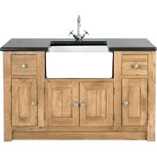 free standing kitchen sink mesmerizing freestanding kitchen sinks oak sink units free standing kitchen sink unit