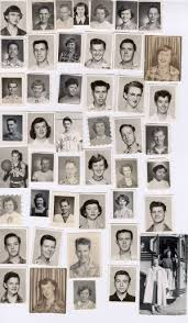 Class of '55 Photo Collage - Reedley High School Class of '55