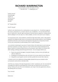 Covering Letter Format For Cv Covering Letter Format Sample