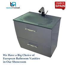 european bathroom vanities. Photo Of New Bathroom Style - Brooklyn, NY, United States. Socimobel 24 Inch European Vanities