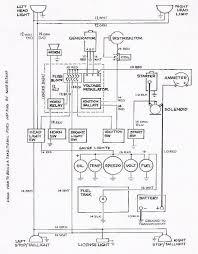 Basic ford hot rod wiring diagram car and truck tech bright