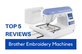 Brother Sewing Embroidery Machine Comparison