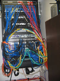 computer and network examples home networking home network home network wiring closet