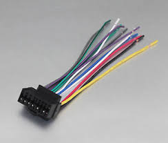 aps wire harness for jvc car stereo radio plug 16 pin kd r210 image is loading aps wire harness for jvc car stereo radio