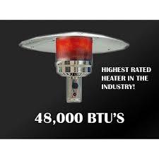 az patio heaters 48 000 btu stainless