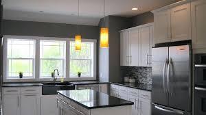 gray kitchen walls with white cabinets elegant beautiful dark wood floors light cabi