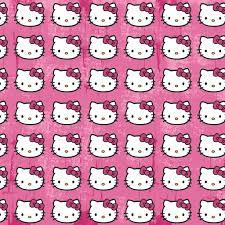 Hello Kitty Pattern iPad Wallpapers ...