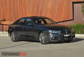 Coupe Series 3 wheel car bmw : 2013 BMW ActiveHybrid 3 M Sport review (video) | PerformanceDrive