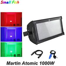 Strobe Light In Store Us 228 0 24 Off 1000w Cree Led Strobe Light For Dj Disco Party Flash Light For Stage Club Light Rgb Color Mixing Blinder Effect Data Show Light In