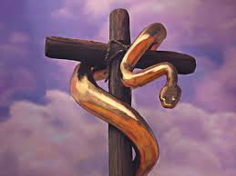 Image result for the bronze serpent in the bible