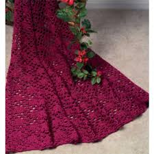 Free Crochet Afghan Patterns Enchanting New Free Crochet Afghan Pattern Free Lace Enchantment Afghan Crochet